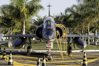 4906 - Brazil - Air Force Dassault Mirage III F-103D
