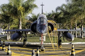 4906 - Brazil - Air Force Dassault Mirage III F-103D