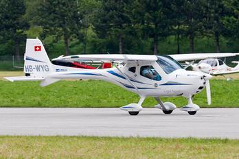 HB-WYG - Private Remos Aircraft GX