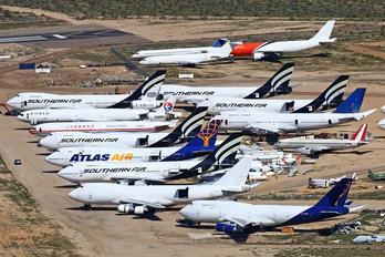 N459MC - Atlas Air Boeing 747-400BCF, SF, BDSF