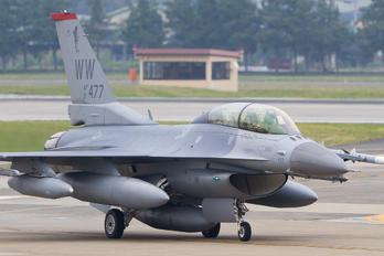 91-0477 - USA - Air Force Lockheed Martin F-16DJ Fighting Falcon