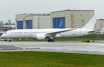 VP-BDA - Kalair Boeing 787-9 Dreamliner