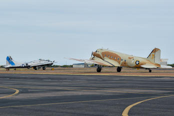 N53ST - Commemorative Air Force Douglas DC-3
