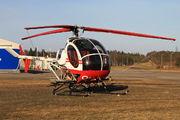 OH-HFA - Private Schweizer 269 aircraft