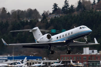 XA-FCP - Private Gulfstream Aerospace G-IV,  G-IV-SP, G-IV-X, G300, G350, G400, G450