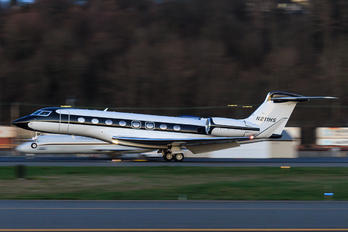 N211HS - Private Gulfstream Aerospace G650, G650ER