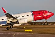 LN-NGK - Norwegian Air Shuttle Boeing 737-800 aircraft