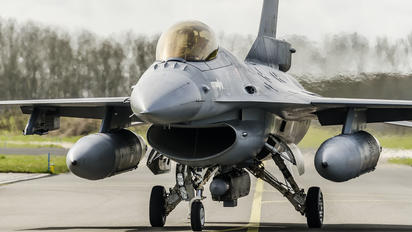 J-508 - Netherlands - Air Force General Dynamics F-16A Fighting Falcon