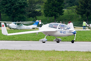 HB-UCT - Private Gyroflug SC-01B-160 Speed Canard