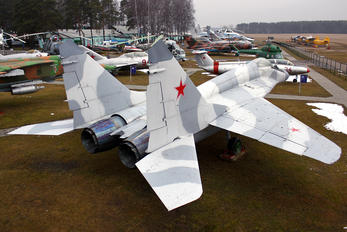 10 - Belarus - Air Force Mikoyan-Gurevich MiG-29