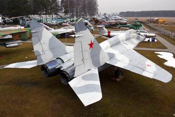 10 - Belarus - Air Force Mikoyan-Gurevich MiG-29
