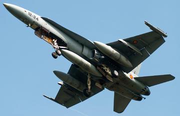 C.15-66 - Spain - Air Force McDonnell Douglas EF-18A Hornet