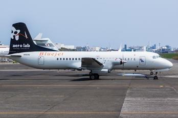 N462AL - Aero Lab NAMC YS-11