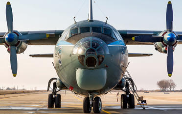 RF-12031 - Russia - Navy Antonov An-12 (all models)