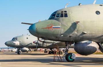 RF-75342 - Russia - Navy Ilyushin Il-38