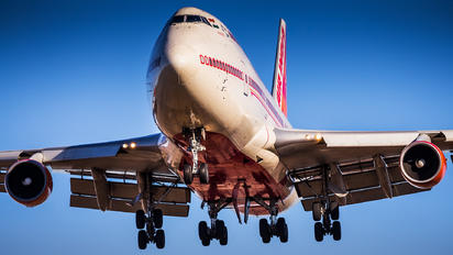 VT-ESO - Air India Boeing 747-400