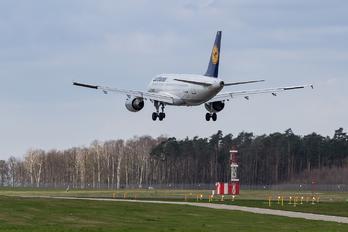 D-AIBI - Lufthansa Airbus A319