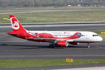D-ABFO - Air Berlin Airbus A320