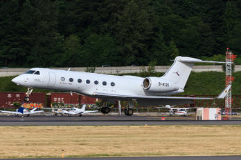B-8126 - Deer Jet Gulfstream Aerospace G-V, G-V-SP, G500, G550