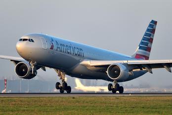 N278AY - American Airlines Airbus A330-300