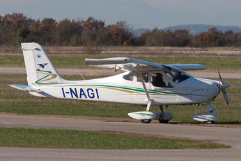 I-NAGI - Private Tecnam P92 Echo, JS & Super