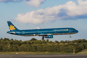 VN-A610 - Vietnam Airlines Airbus A321 aircraft