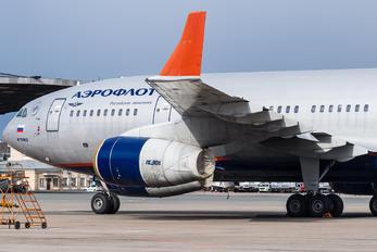 RA-96015 - Aeroflot Ilyushin Il-96
