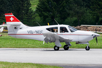 HB-NDC - Private Rockwell Commander 114