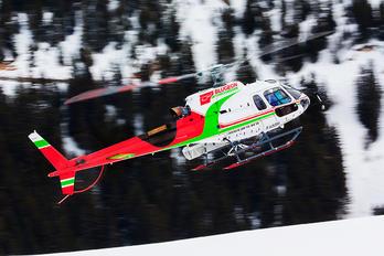 F-HSBH - Blugeon Hélicoptères Aerospatiale AS350 Ecureuil / Squirrel