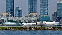 C-GKQC - Porter Airlines de Havilland Canada DHC-8-400Q / Bombardier Q400 aircraft