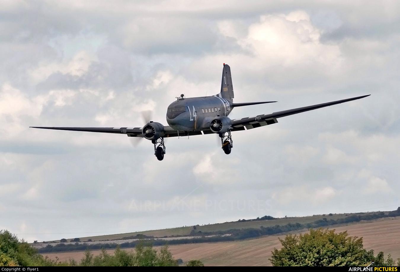 Aces High N147DC aircraft at Brighton - Shoreham