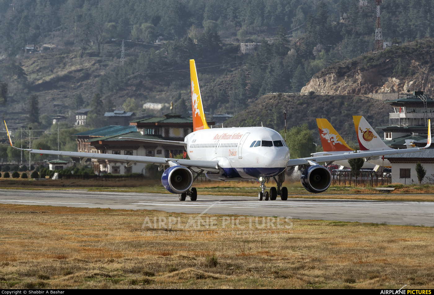 Druk Air Bhutan Airlines
