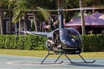 B-7582 - Private Robinson R22