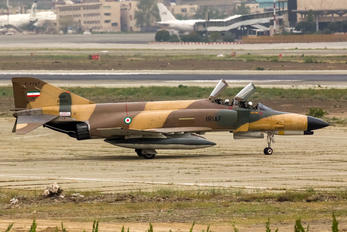 3-6684 - Iran - Islamic Republic Air Force McDonnell Douglas F-4E Phantom II