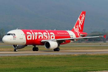 9M-AQS - AirAsia (Malaysia) Airbus A320