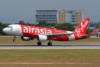 9M-AHP - AirAsia (Malaysia) Airbus A320