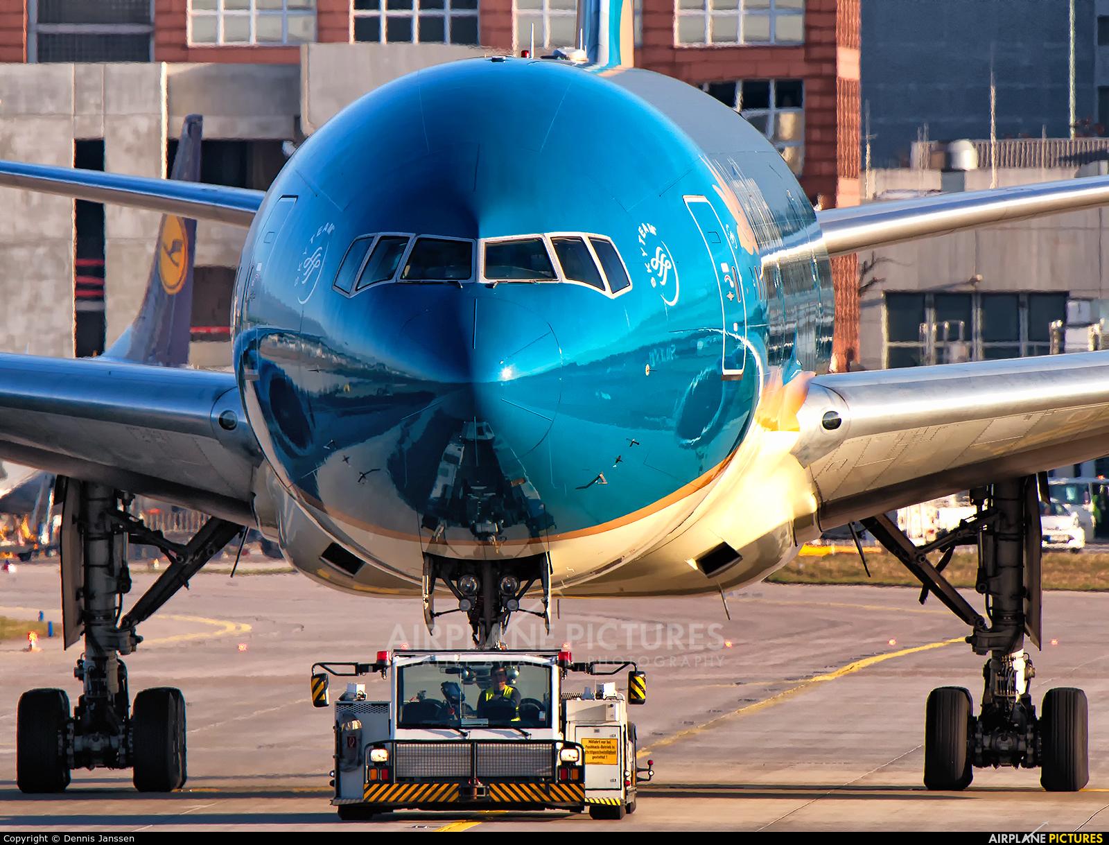 Vietnam Airlines VN-A146 aircraft at Frankfurt