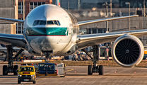 B-KQI - Cathay Pacific Boeing 777-300ER aircraft