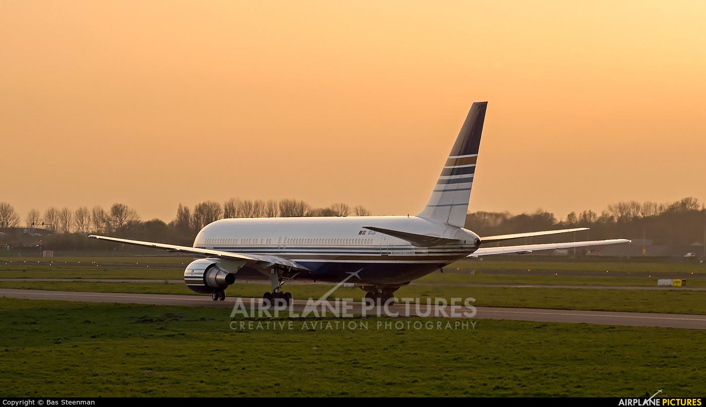 Privilege Style EC-LZO aircraft at Rotterdam