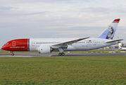 EI-LNH - Norwegian Air Shuttle Boeing 787-8 Dreamliner aircraft