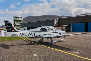 D-ETMG - Private Cirrus SR22