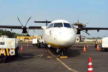 VT-JCS - Jet Airways ATR 72 (all models)