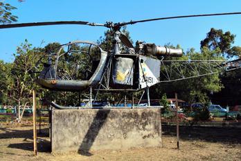 Z3151 - India - Air Force Aerospatiale SA-315B Lama