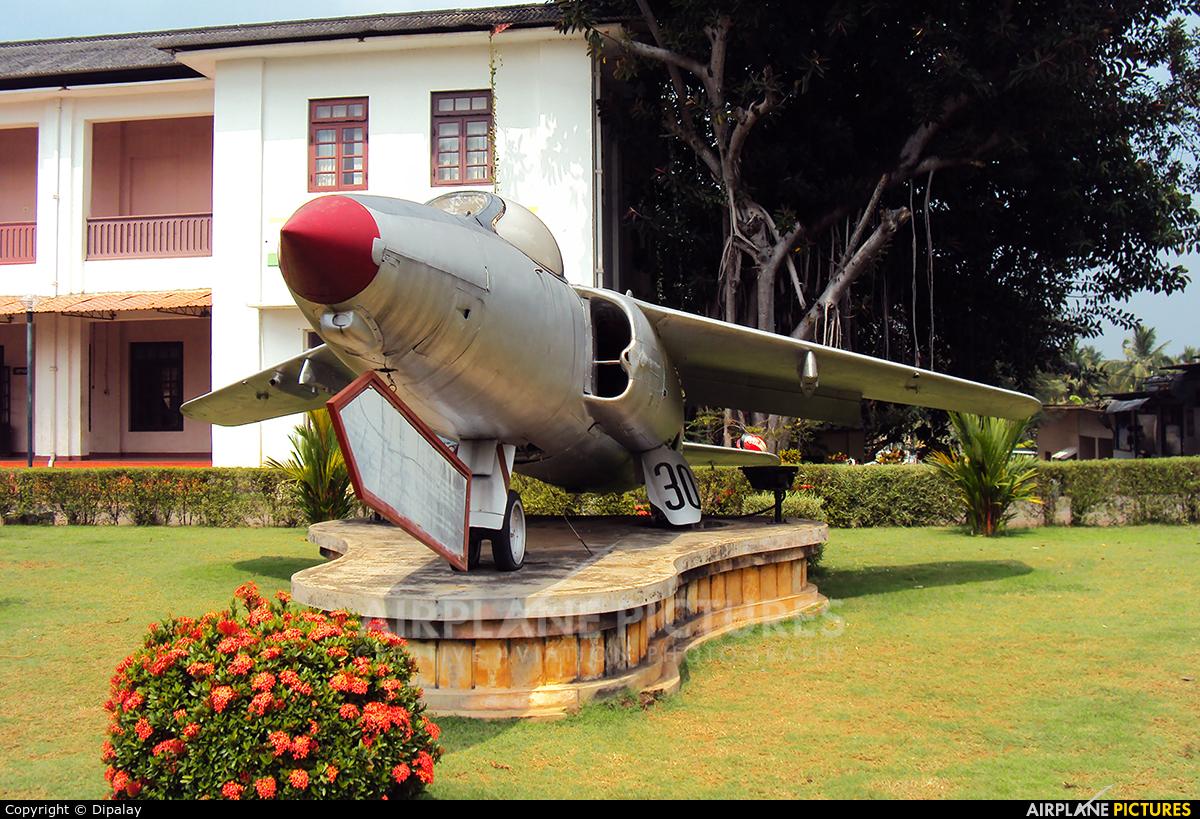 India - Air Force E261 aircraft at Off Airport - India