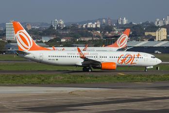 PR-GXL - GOL Transportes Aéreos  Boeing 737-800