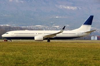 VP-BDB - Private Boeing 737-900 BBJ3
