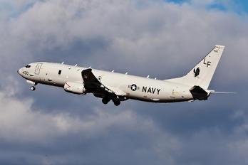 168430 - USA - Navy Boeing P-8A Poseidon