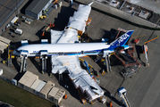 - - ANA - All Nippon Airways Boeing 787-8 Dreamliner aircraft