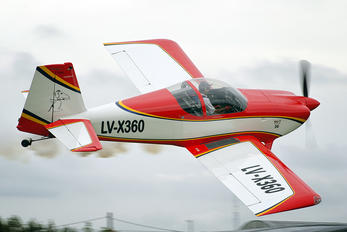 LV-X360 - Private Vans RV-7