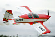 LV-X360 - Private Vans RV-7 aircraft